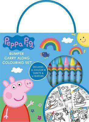 Peppa Pig kleurset
