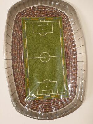 Bordjes Voetbal 8 stuks