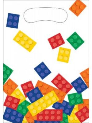 Uitdeelzakjes Lego 8 stks