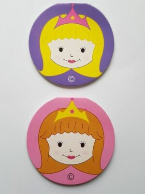Notitieblokje Prinses