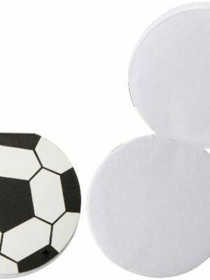 Voetbal notitieblokje