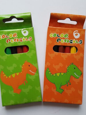 Potloodjes Dino