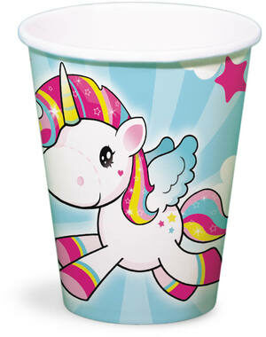 Bekers Unicorn 8 stks