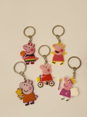 Peppa Pig sleutelhanger