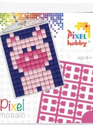 Pixelsleutelhanger Varken