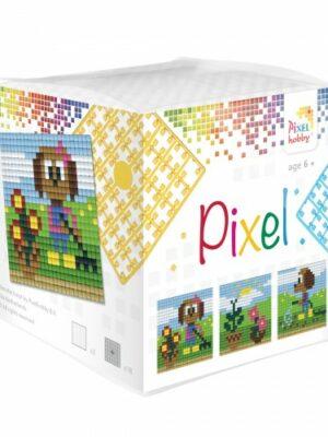 Pixelkubus Hond