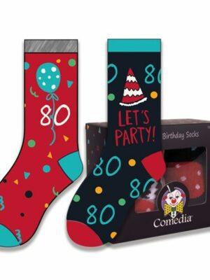 Let's Party 80 jaar