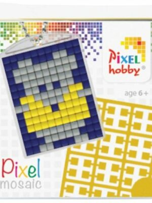 Pixelsleutelhanger Muis