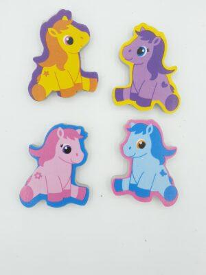 Gum Pony 4 stks