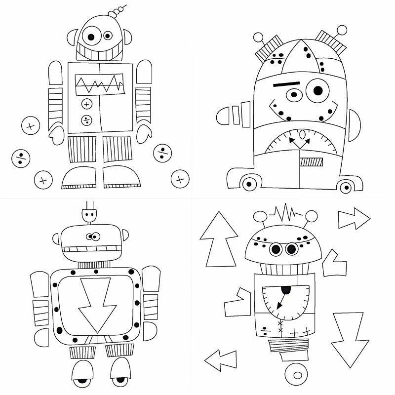 Canvas Robot