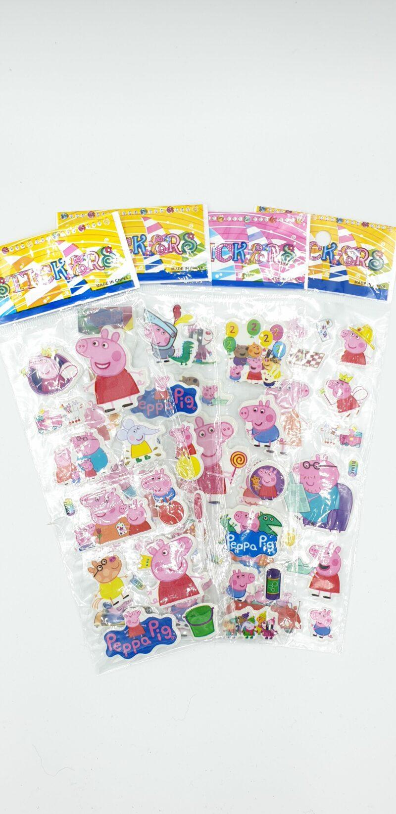 Stickers Peppa Pig