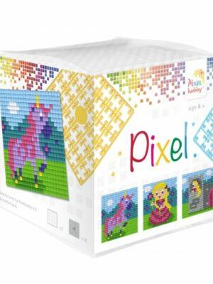 Pixelkubus Prinses