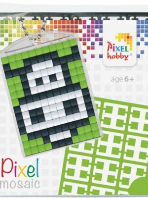 Pixelsleutelhanger Koe