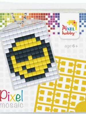 Pixelsleutelhanger Smile