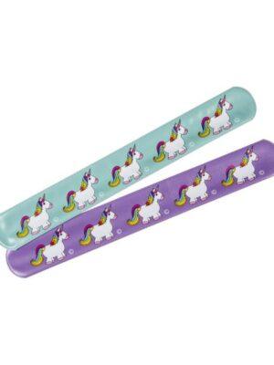 Klaparmband Unicorn