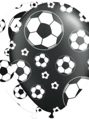 Voetbal ballonnen 8 stks