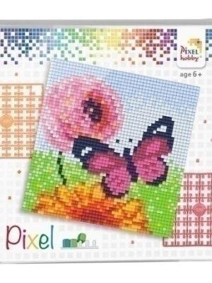 Pixelset Vlinder