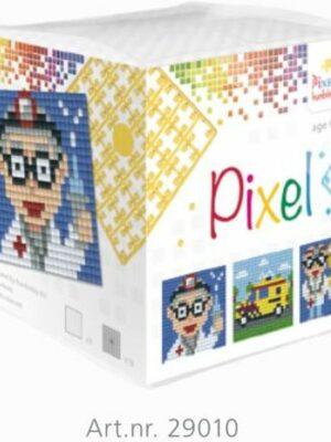 Pixelkubus Dokter