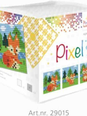 Pixelkubus Vos