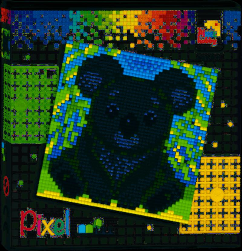 Pixelset Koala