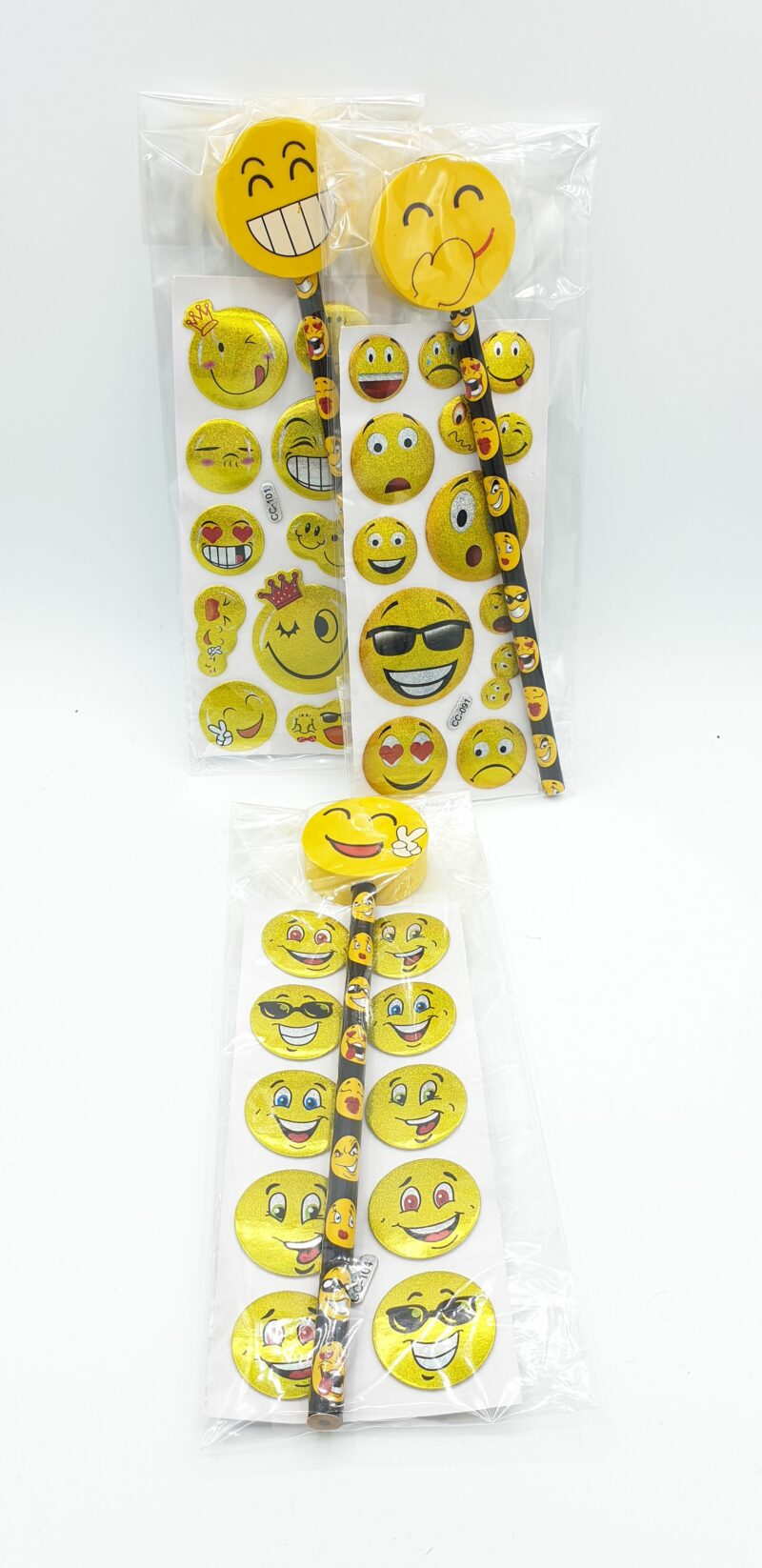 Gele Smiley traktatie