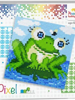 Pixelset Kikker
