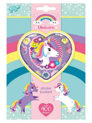 Unicorn stickervellen