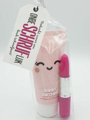 Juf lipstick setje