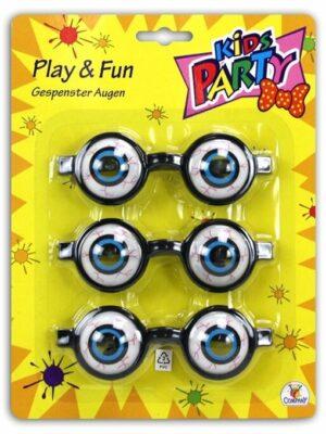 Gekke bril 3 stks