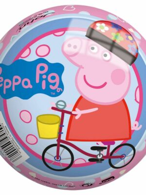 Peppa Pig bal 13 cm