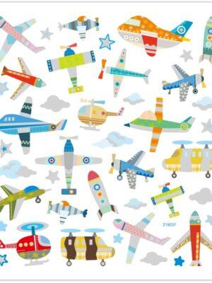 Stickers Vliegtuig