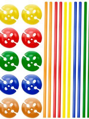 Ballonstokjes 10 stks