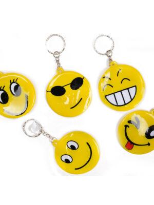 Smile sleutelhanger