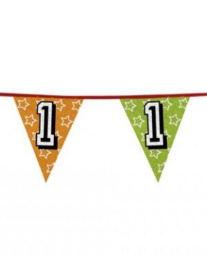 Vlaggenlijn 1 jaar
