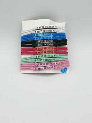 Best Friends Armbandjes-mint