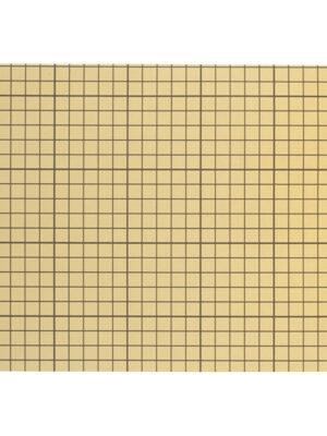 Dubbelzijdig klevend folie, A4 21x30 cm, vel, 5vellen