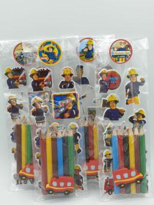 Brandweerman Sam traktatie