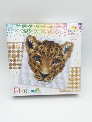Pixelset Panter