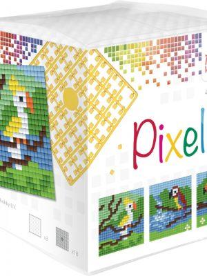 Pixelset Vogels