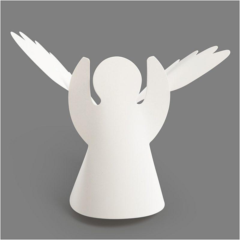 Maak je eigen engel 25 stks