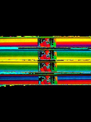 Regenboog crepepapier