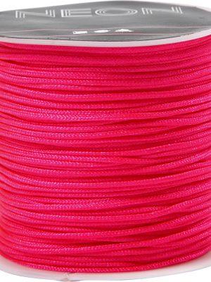 Neon roze draad