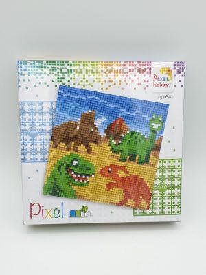 Pixelset Dino's