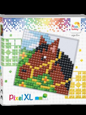Pixel XL set Paard