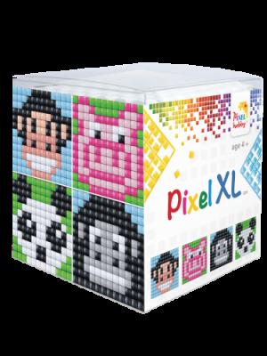 Pixel XL kubus Dieren