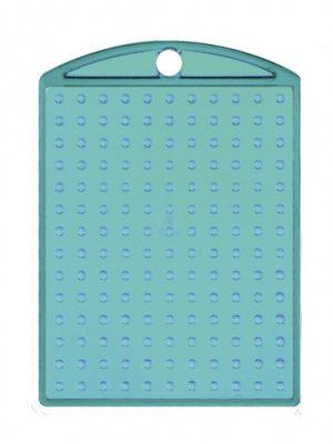 Pixel Medaillon Turquoise