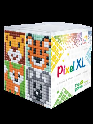 Pixel XL kubus Wilde dieren