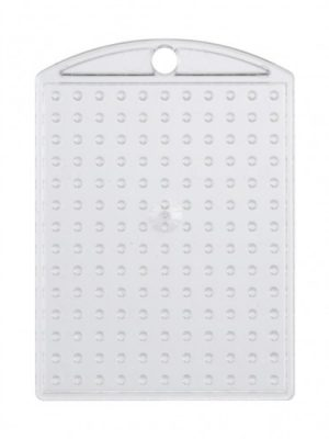Pixel Medaillon transparant