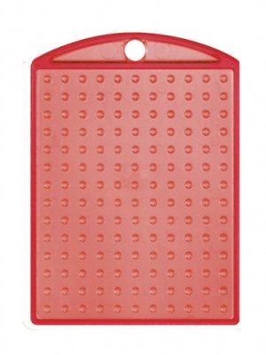 Pixel Medaillon Rood