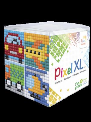 Pixel XL kubus Verkeer